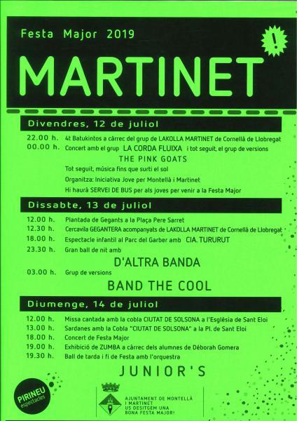 Festa Major de Martinet